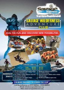 Savage Wilderness Adventure Club